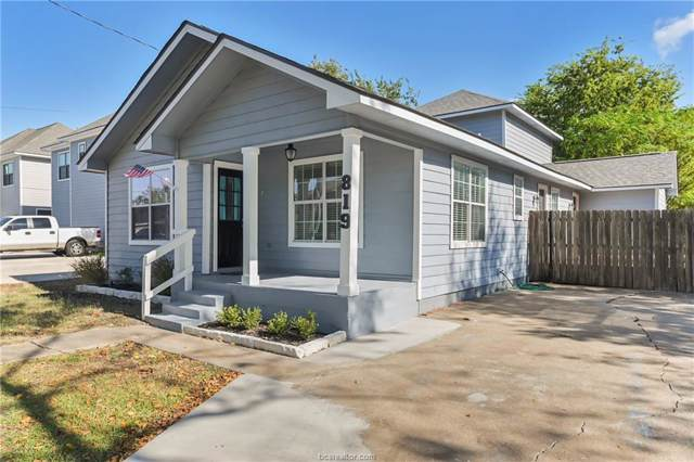 819 Avenue B, College Station, TX 77840 (MLS #19015116) :: Treehouse Real Estate