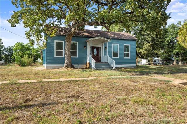 507 E. Logan Street, Calvert, TX 77837 (MLS #19015122) :: Treehouse Real Estate