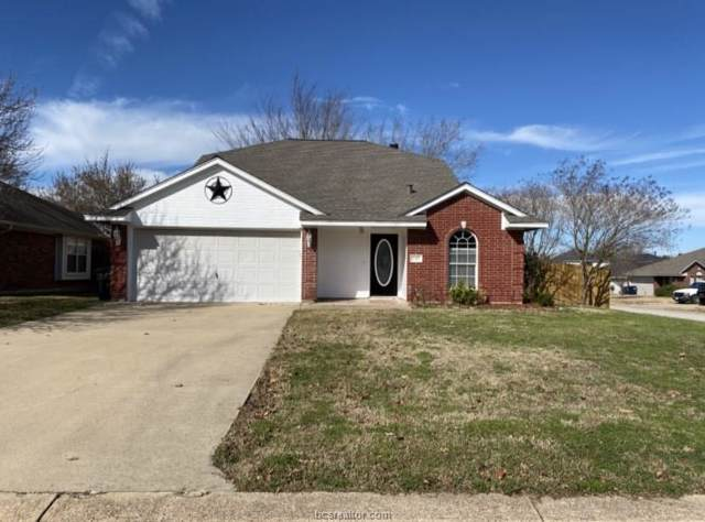 1317 S Mullins Loop, College Station, TX 77845 (MLS #19015141) :: Treehouse Real Estate