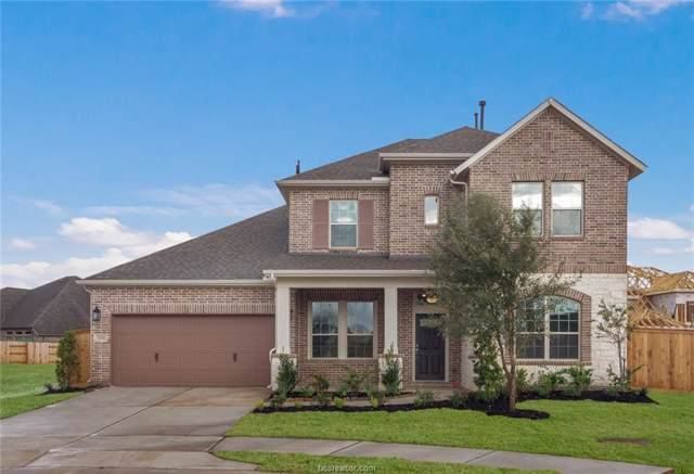 4410 Egremont Place, College Station, TX 77845 (MLS #19015150) :: The Shellenberger Team