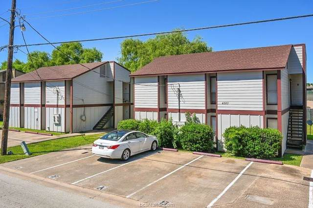 4301 Boyett Street A-D, College Station, TX 77845 (MLS #19015162) :: Cherry Ruffino Team