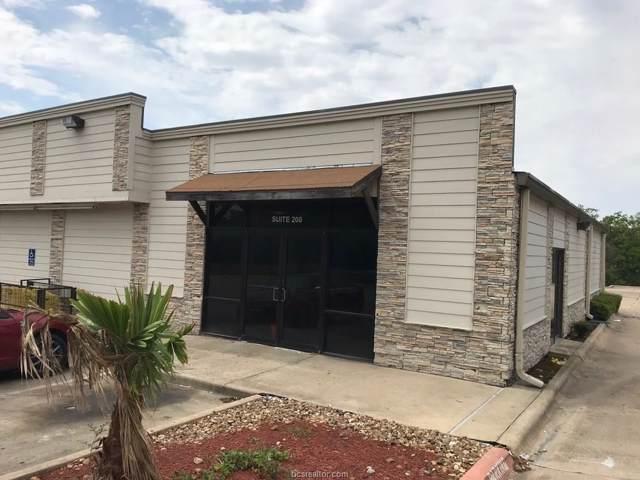 1400 Villa Maria, Bryan, TX 77803 (MLS #19015188) :: The Lester Group