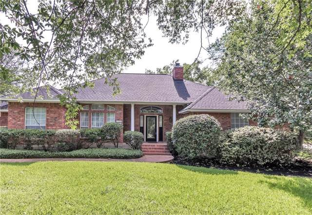 4708 St. Andrews Drive, College Station, TX 77845 (MLS #19015284) :: BCS Dream Homes