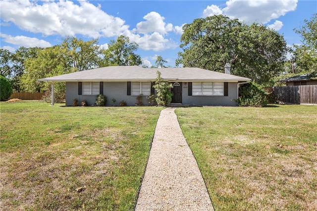 1220 Munson Avenue, College Station, TX 77840 (MLS #19015300) :: Treehouse Real Estate