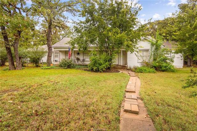 903 Ashburn Avenue, College Station, TX 77840 (MLS #19015308) :: Chapman Properties Group