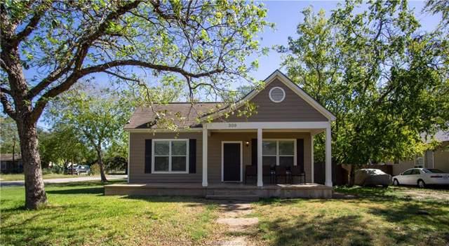 309 Robertson Street, Bryan, TX 77803 (MLS #19015338) :: RE/MAX 20/20