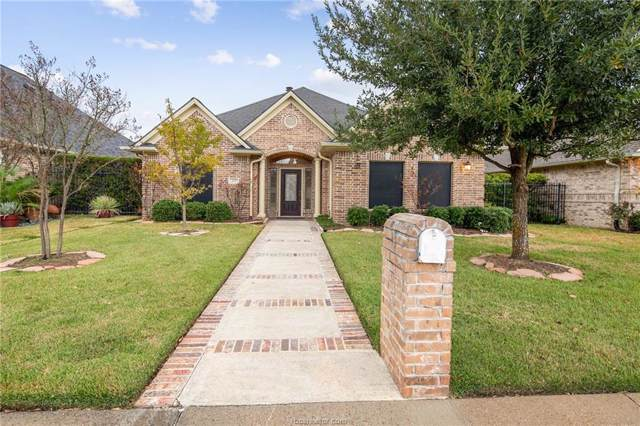 207 Meir Lane, College Station, TX 77845 (MLS #19015348) :: Chapman Properties Group