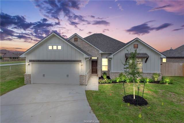 4003 Lodge Creek Court, College Station, TX 77845 (MLS #19015381) :: The Lester Group