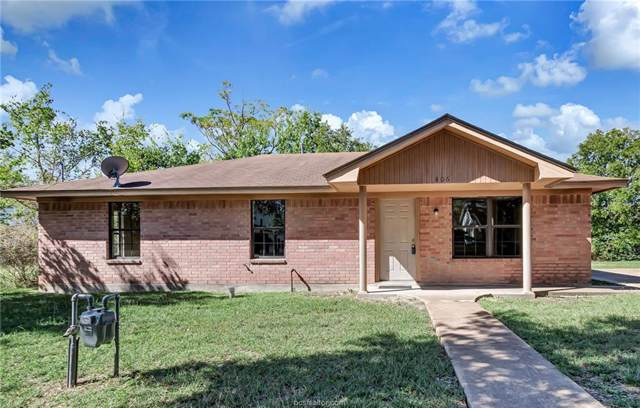 806 N Congress Street, Bryan, TX 77803 (MLS #19015431) :: Chapman Properties Group