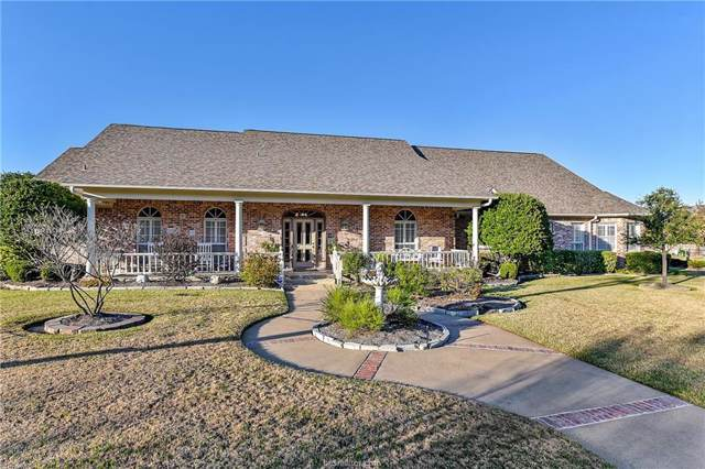 801 Fore Court, College Station, TX 77845 (MLS #19015509) :: The Shellenberger Team