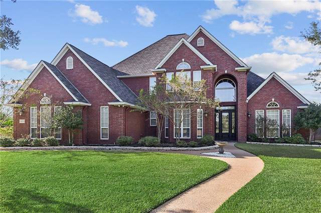 4215 Tuscany Court, Bryan, TX 77802 (MLS #19015530) :: The Shellenberger Team