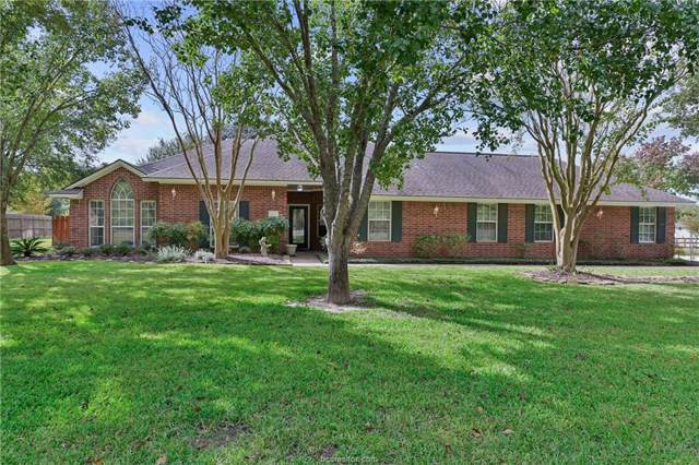 1516 Fontaine Drive, College Station, TX 77845 (MLS #19015533) :: RE/MAX 20/20