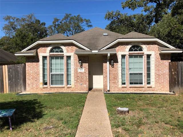 304 Fairway Drive, Bryan, TX 77801 (MLS #19015610) :: BCS Dream Homes
