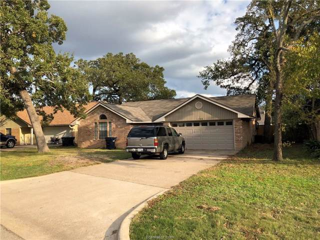 1108 Hardwood Lane, College Station, TX 77840 (MLS #19015613) :: Treehouse Real Estate