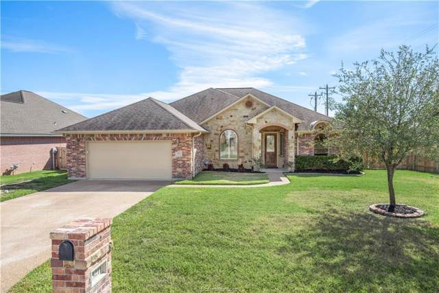 5211 Draycott Court, Bryan, TX 77802 (MLS #19015632) :: Cherry Ruffino Team