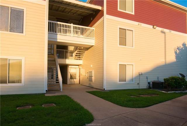 529 Southwest Parkway #104, College Station, TX 77840 (MLS #19016644) :: The Shellenberger Team