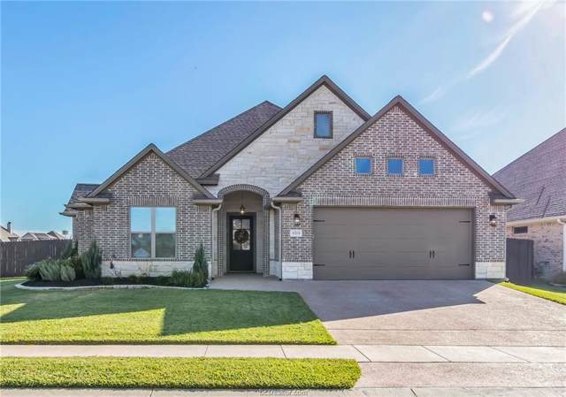 4014 Crooked Creek Path, College Station, TX 77845 (MLS #19016668) :: The Shellenberger Team