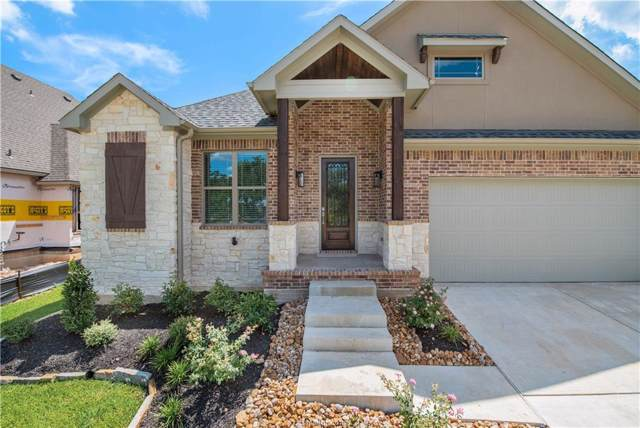 4016 Brownway Drive, College Station, TX 77845 (MLS #19016697) :: RE/MAX 20/20