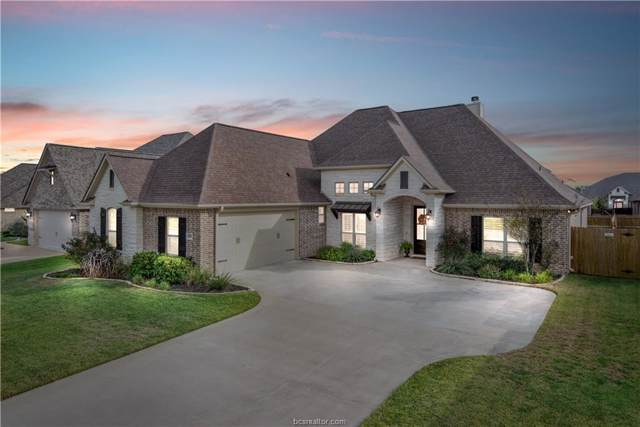 4108 Wild Creek Court, College Station, TX 77845 (MLS #19016770) :: The Shellenberger Team