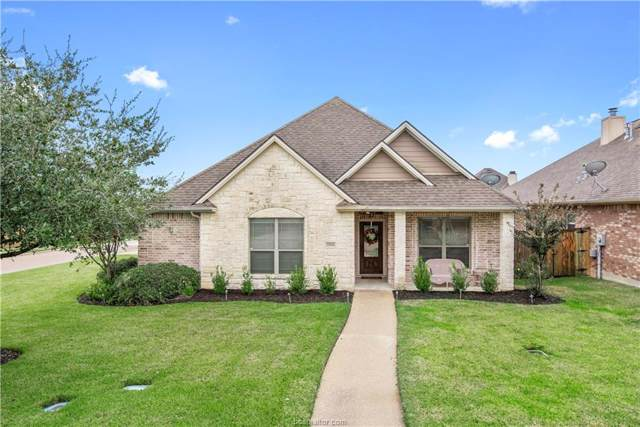 15616 Wood Brook Lane, College Station, TX 77845 (MLS #19016771) :: The Shellenberger Team