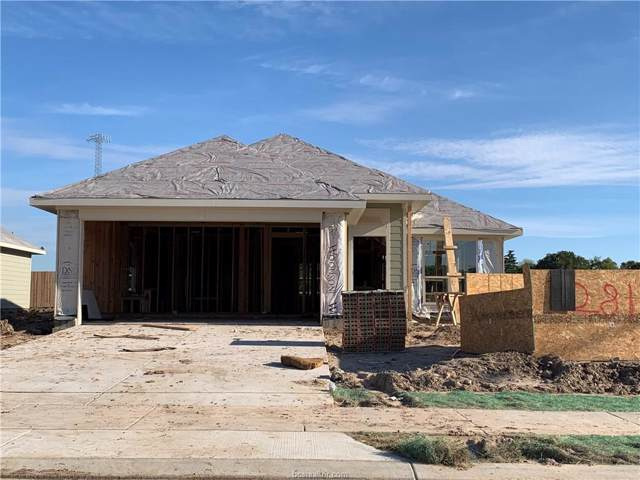 2811 Porters Way, Bryan, TX 77803 (MLS #19016774) :: The Shellenberger Team