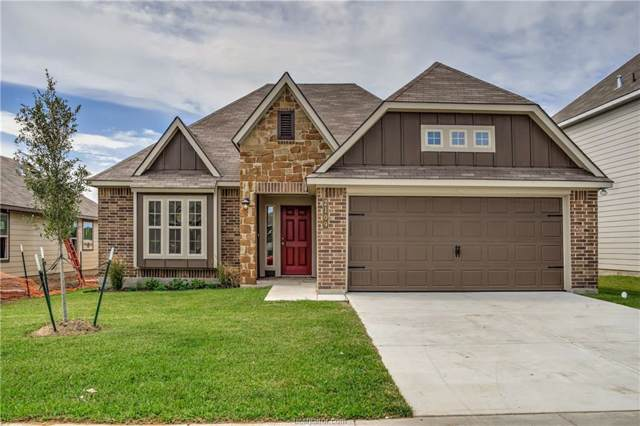 2109 Markley Drive, Bryan, TX 77807 (MLS #19016782) :: The Shellenberger Team