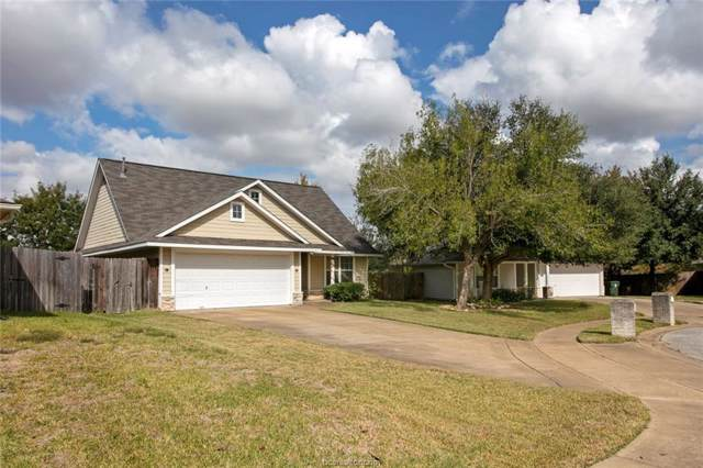 2704 Darwood Court, Bryan, TX 77807 (MLS #19016843) :: The Shellenberger Team