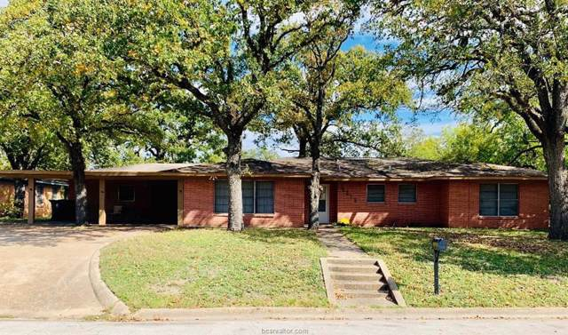 2217 Truman Street, Bryan, TX 77801 (MLS #19016863) :: The Lester Group