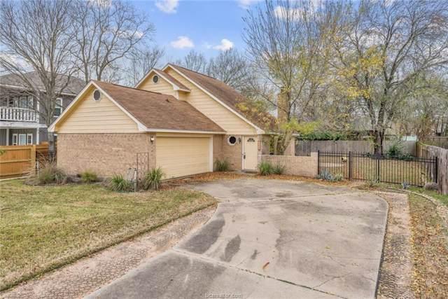 1203 Hardwood, College Station, TX 77840 (MLS #19016869) :: BCS Dream Homes