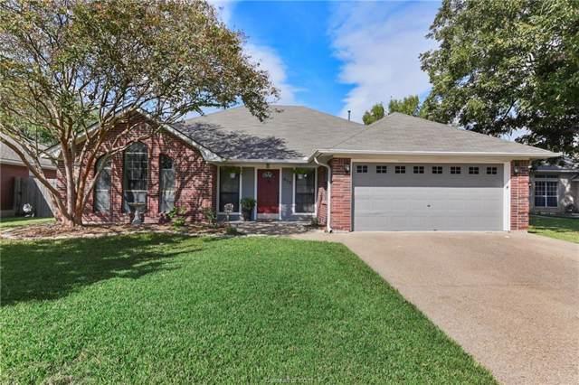613 Abbey Lane, College Station, TX 77845 (MLS #19016870) :: Chapman Properties Group