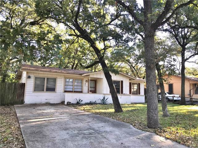 2911 Alabama Avenue, Bryan, TX 77803 (MLS #19016885) :: Treehouse Real Estate
