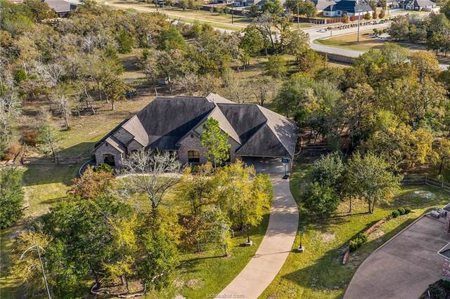4808 Wayne Court, College Station, TX 77845 (MLS #19016898) :: The Lester Group