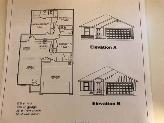 908 Northcrest Drive, Bryan, TX 77801 (MLS #19016915) :: NextHome Realty Solutions BCS