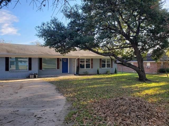 3603 Old Hearne Road, Bryan, TX 77803 (MLS #19016925) :: Cherry Ruffino Team