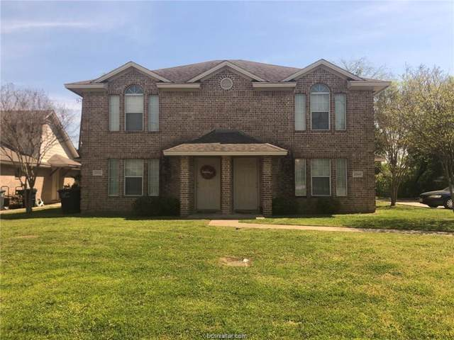 2344-46 Autumn Chase Loop, College Station, TX 77840 (MLS #19016931) :: The Shellenberger Team