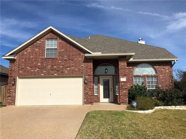 4105 Pomel Circle, College Station, TX 77845 (MLS #19016936) :: Cherry Ruffino Team
