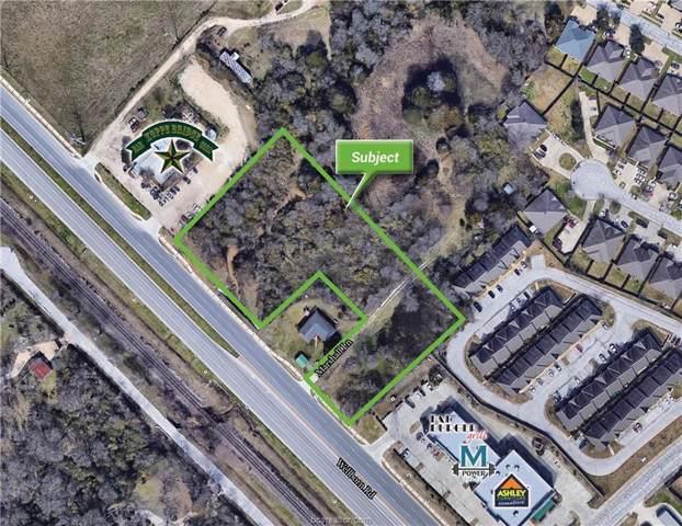 2813 Marshall Lane, College Station, TX 77845 (MLS #19016938) :: BCS Dream Homes