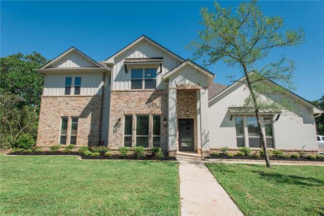1221 Quarry Oaks Drive, College Station, TX 77845 (MLS #19016950) :: The Shellenberger Team