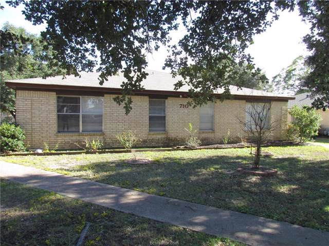 710 Vassar Court A, College Station, TX 77840 (MLS #19016977) :: Cherry Ruffino Team