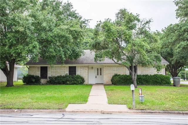 1619 Luza Street, Bryan, TX 77802 (MLS #19016980) :: Treehouse Real Estate