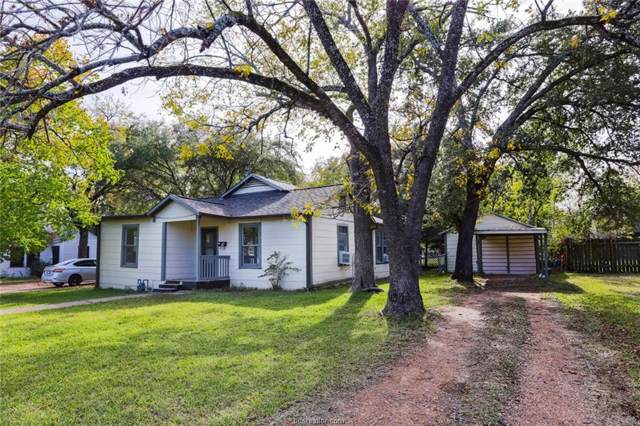 1327 Park Street, Bryan, TX 77803 (MLS #19017003) :: The Shellenberger Team
