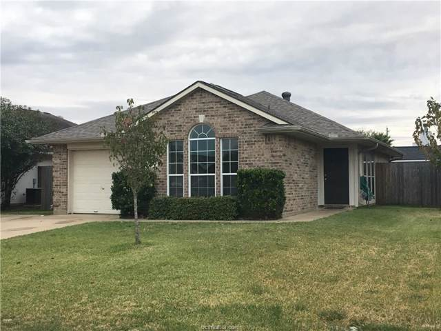 609 Plano Drive, College Station, TX 77845 (MLS #19017005) :: Cherry Ruffino Team