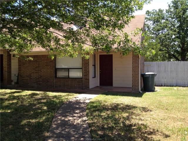 947 Navidad Street, Bryan, TX 77801 (MLS #19017006) :: BCS Dream Homes