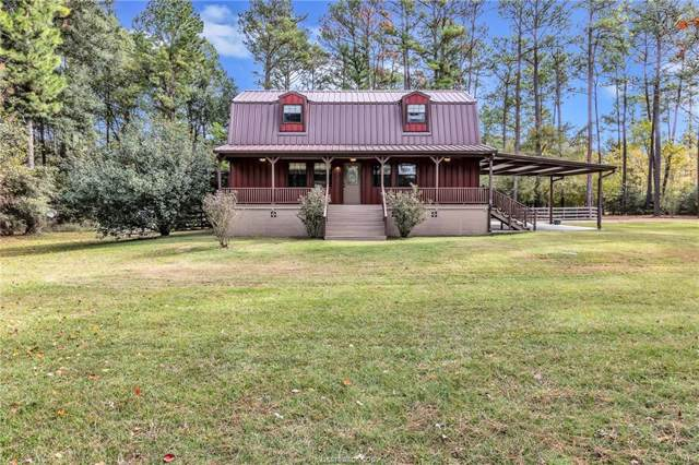 6930 County Rd 146, Bedias, TX 77831 (MLS #19017012) :: The Shellenberger Team