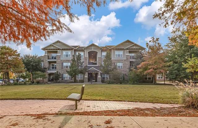 1725 Harvey Mitchell Parkway #2422, College Station, TX 77840 (MLS #19017043) :: Chapman Properties Group