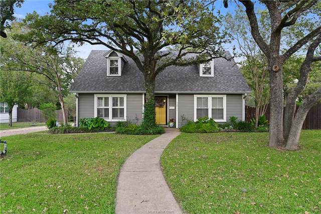 3811 Oakwood Street, Bryan, TX 77801 (MLS #19017048) :: The Shellenberger Team