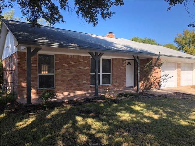 1205 Holleman Drive, College Station, TX 77840 (MLS #19017057) :: RE/MAX 20/20