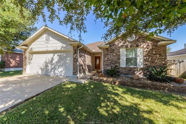 3807 Springfield Drive, College Station, TX 77845 (MLS #19017072) :: Chapman Properties Group