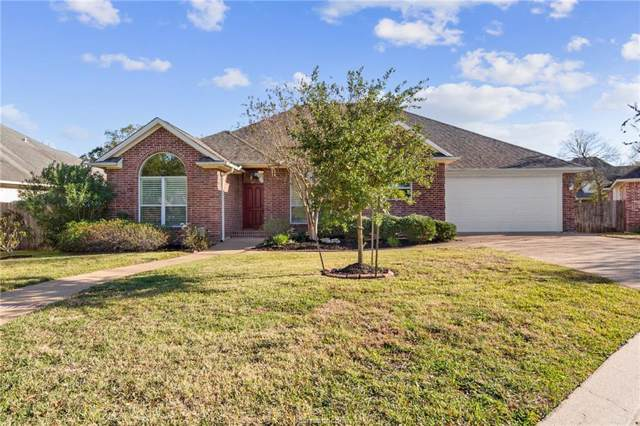 4415 Appleby Place, College Station, TX 77845 (MLS #19017096) :: Chapman Properties Group