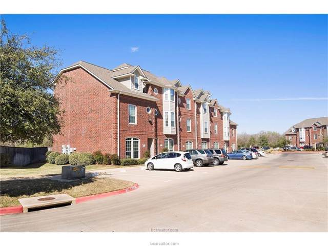 305 Holleman #105, College Station, TX 77840 (MLS #19017109) :: Treehouse Real Estate
